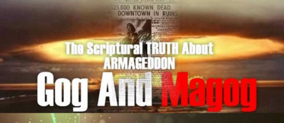 Fake Gog and Magog war of Zionism and Islam is not Ezekiel 38