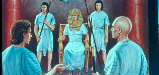 Jerusalem Spiritual Egypt and the Pope as Pharaoh